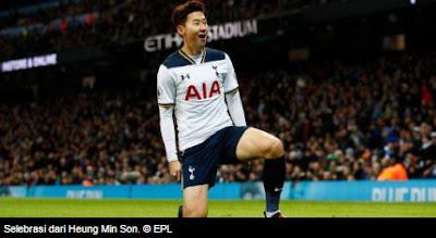 Hasil Pertandingan Manchester City vs Tottenham Hotspur: 2-2