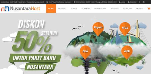 layanan web hosting nusantarahost.co.id