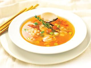Cách nấu canh súp nghêu rau củ ngon cho bé và các chị em