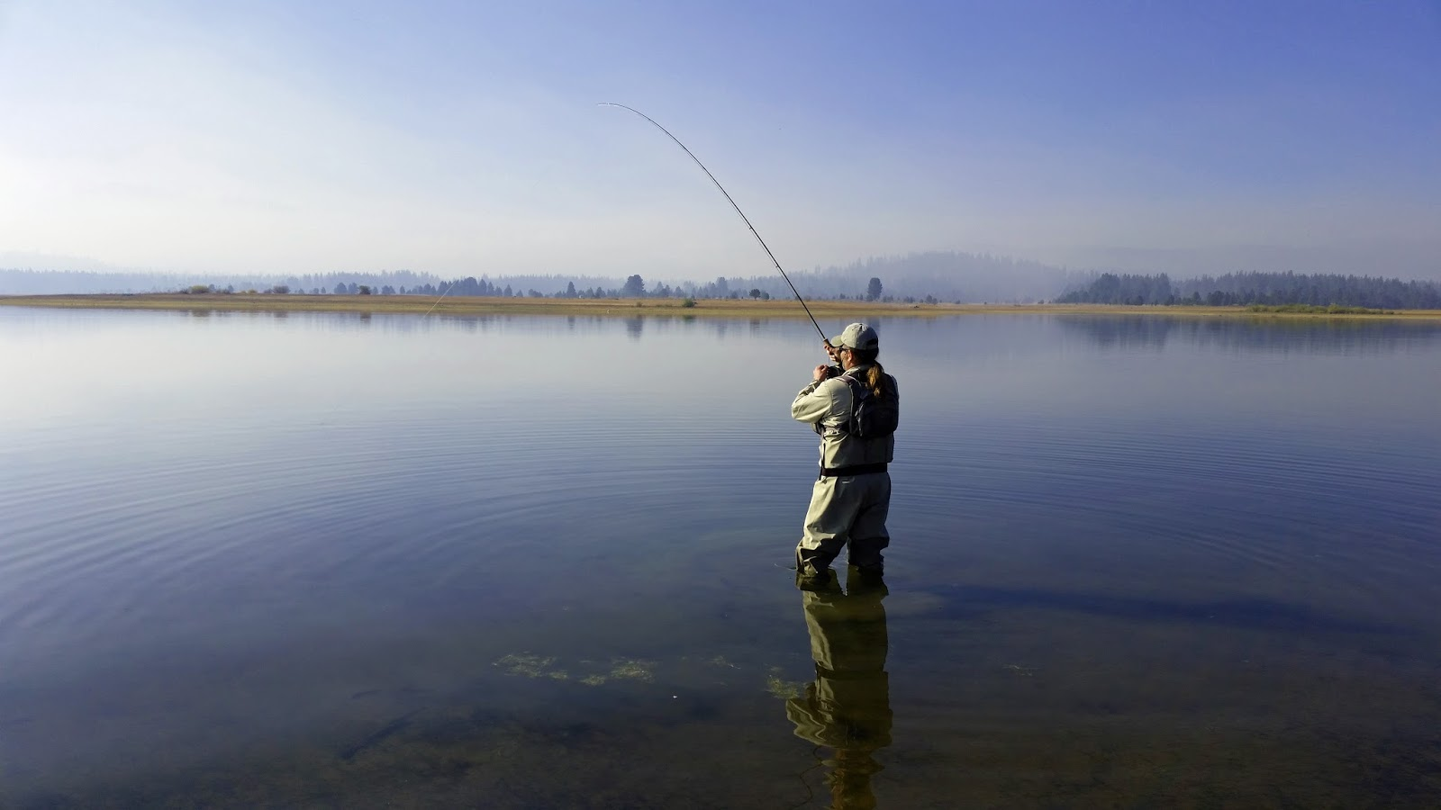 Jon baiocchi fly fishing news lake davis fishing report for Fly fishing news