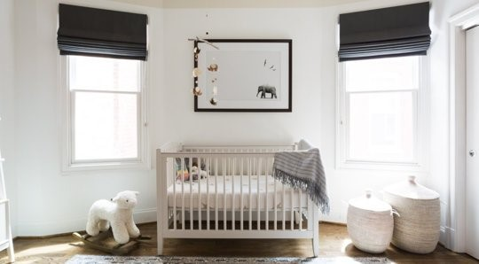 Nursery Window Treatments Baby Styles For Smiles