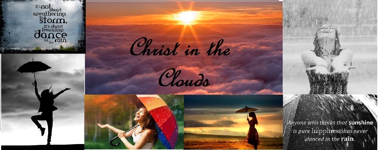 Christ in the Clouds