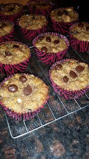 21 day fix, 21 day fix approved, 21 day fix approved muffins, 21 day fix muffins, 21 day fix treats, fixate, fixate banana apple muffins, muffins,