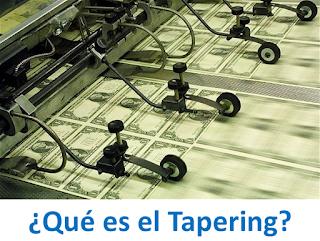 ¿Qué es el Tapering?