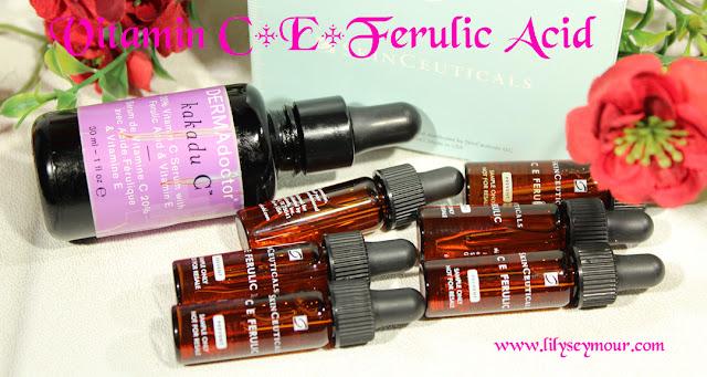 Vitamin C+E+Ferulic Acid