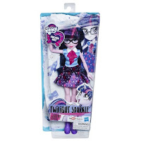 My Little Pony Equestria Girls Classic Style 11-inch Fashion Doll - Twilight Sparkle