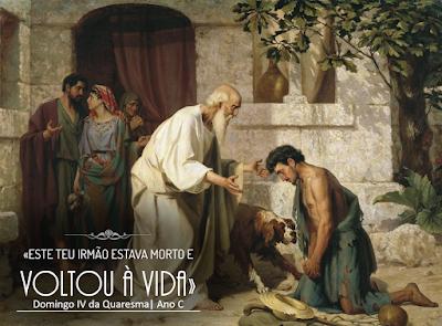 Resultado de imagem para imagem do domingo da parabola da misericordia