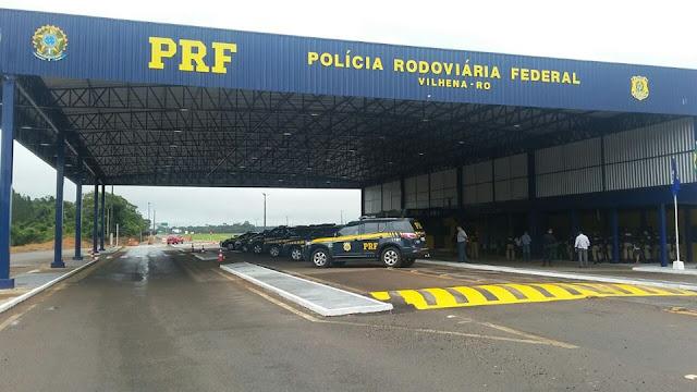PRF inicia nesta sexta-feira a Operação Dia do Trabalho