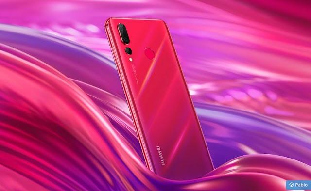 Huawei Announces Nova 4 With Pinhole Display And 48 Megapixel Camera