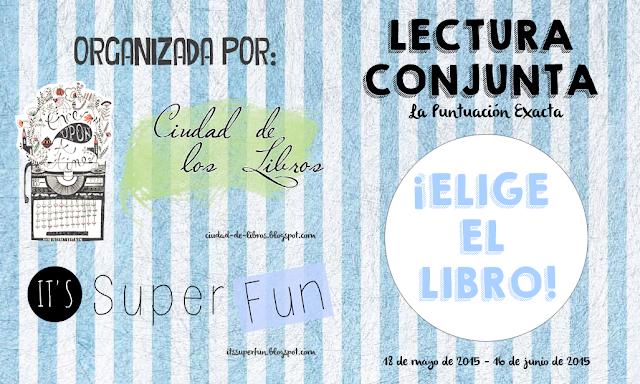 LECTURA CONJUNTA (con ''Ciudad de los Libros'') || Votación