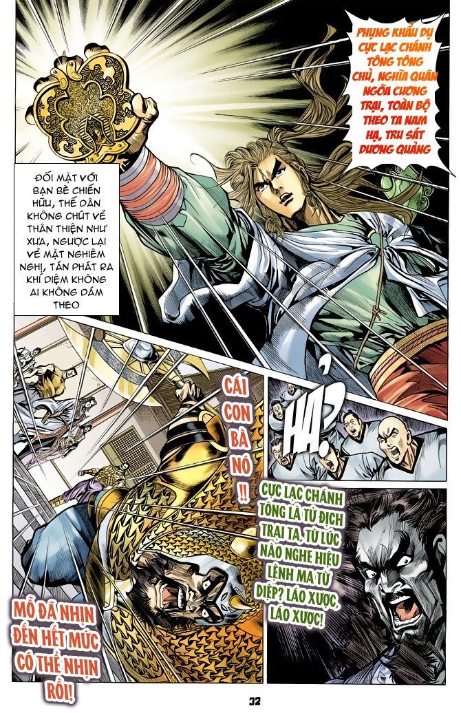 Đại Đường Uy Long chapter 56 trang 32