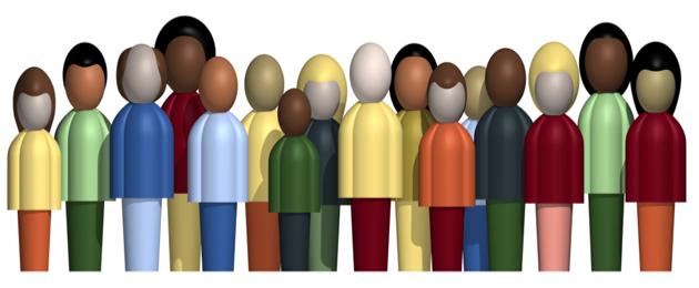 Komposisi penduduk dan Kriteria penyusun Komposisi penduduk