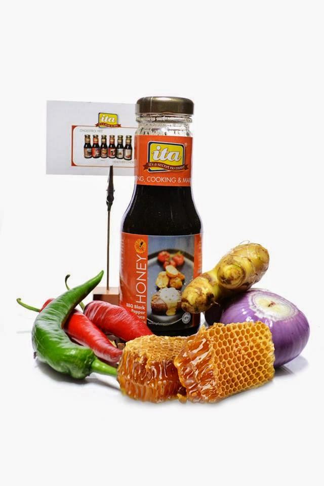 Perapan Ikan Bakar : Ikan bakar is usually marinated with a mixture of sweet soy sauce and
