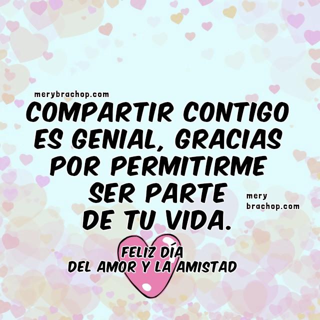 Frases Con Imagenes Feliz Dia Del Amor Y La Amistad Entre Poemas