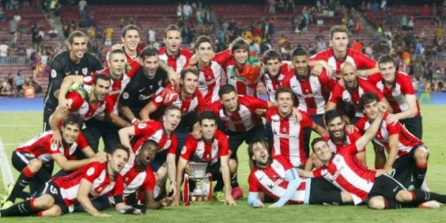 İspanya Ligi'nde Şampiyon Olan Takımlar Athletic Bilbao - Kurgu Gücü