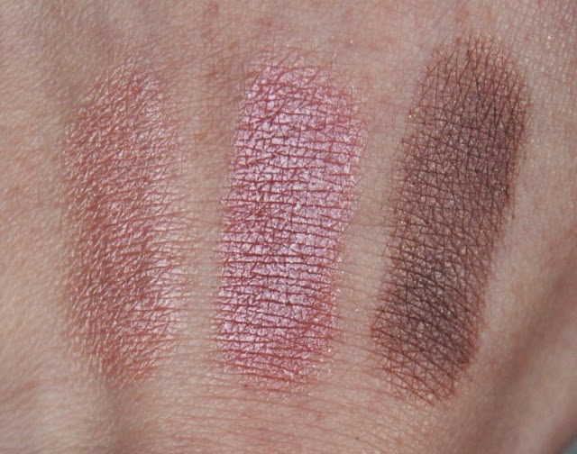 Urban Decay Naked 3 Eyeshadow Palette Burnout Buzz Factory Swatches
