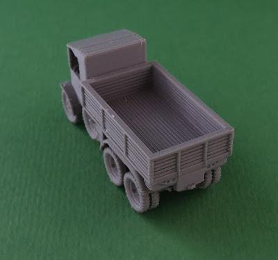 SPA Dovunque 35 Truck picture 4