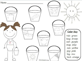 Young & Lively Kindergarten: My cup runneth over!