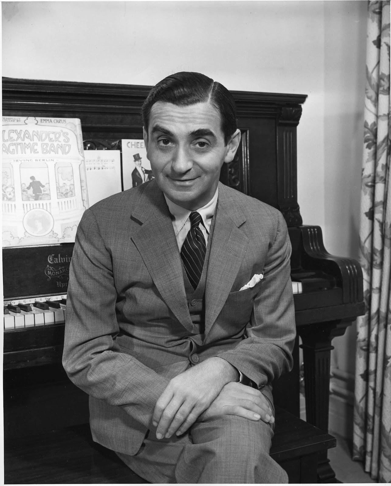 Famed composer Irving Berlin dead at 101
