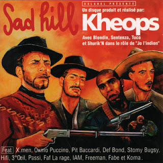 DJ Kheops - Sad Hill (1997) [FLAC+320]
