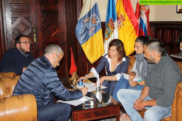 El Ayuntamiento de Santa Cruz de La Palma pone en marcha un proyecto de dinamización y desarrollo comunitario en los barrios