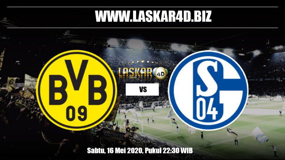 Prediksi Bola Borussia Dortmund vs Schalke 04 16 Mei 2020