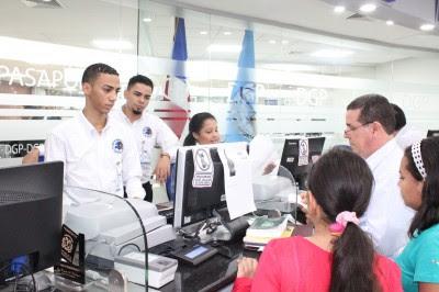 Dirección General de Pasaportes amplia facilidades. Usuarios podrán usar tarjetas de crédito