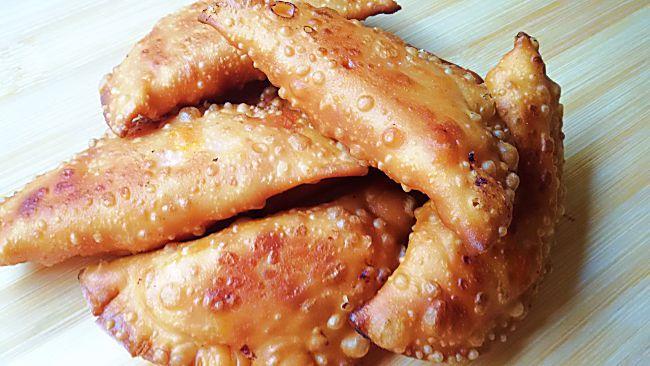 Empanadillas de surimi