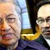 Tun Mahathir: Kerjasama Dengan Anwar, Tidak Perlu Untuk 'U-Turn' Lagi !