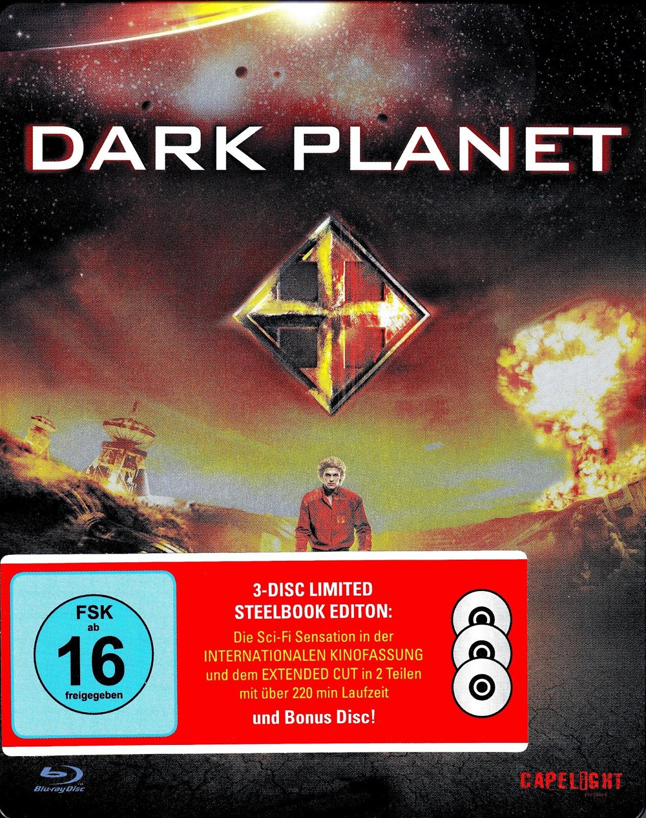 Dark Planet Prisoners Of Power