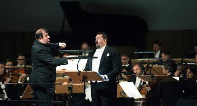 Beethoven: Leonore - Dresden Music Festival - Ivor Bolton, Eric Cutler, Dresden Festival Orchestra (photo Oliver Killig)