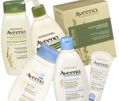 Beautygeeks Aveeno Daily & Eczema Care Giveaway