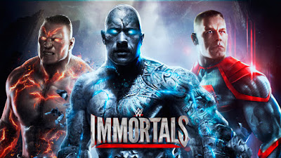 Download Game Android Gratis WWE Immortal apk + data