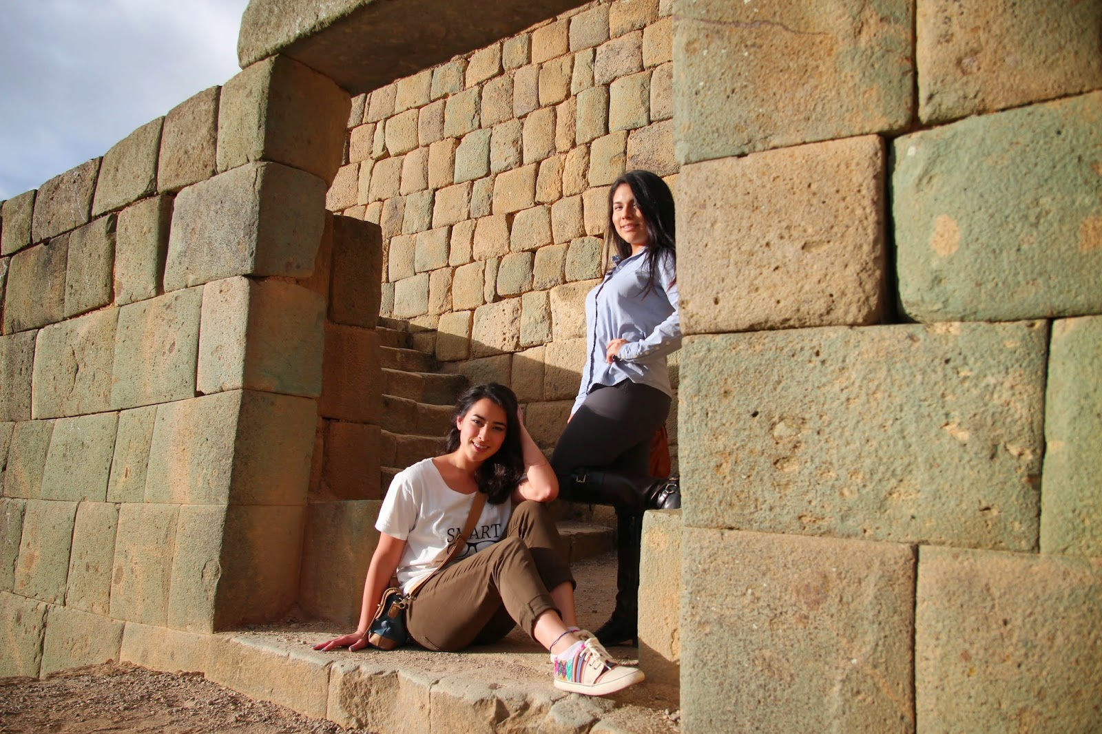 travel blogger, latin america, ecuador incas