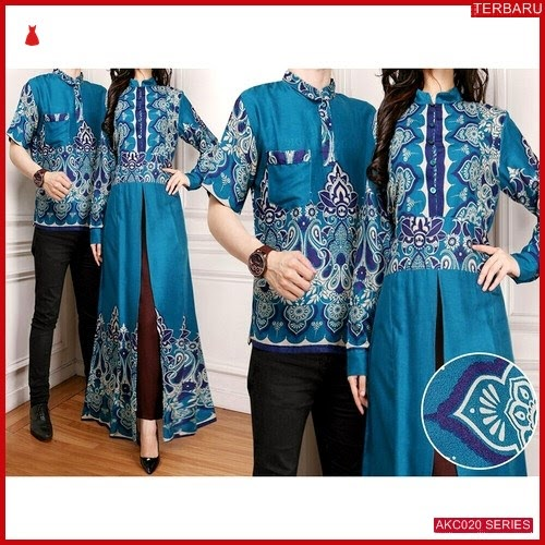 AKC020G272 Gamis Couple Couple Anak 020G272 Gamis Batik BMGShop
