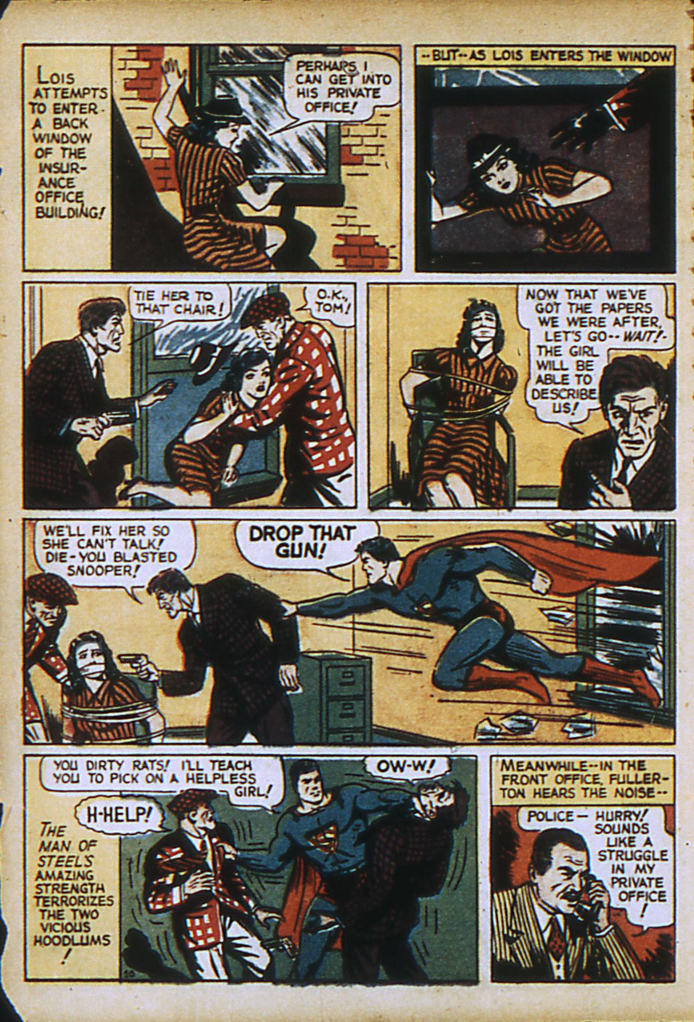 Action Comics (1938) 29 Page 12