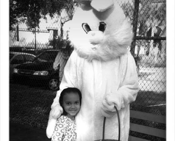 The No-Candy Easter Bunny