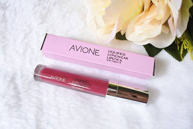 Avione Liquified Longwear Lipstick – 05 Quinn