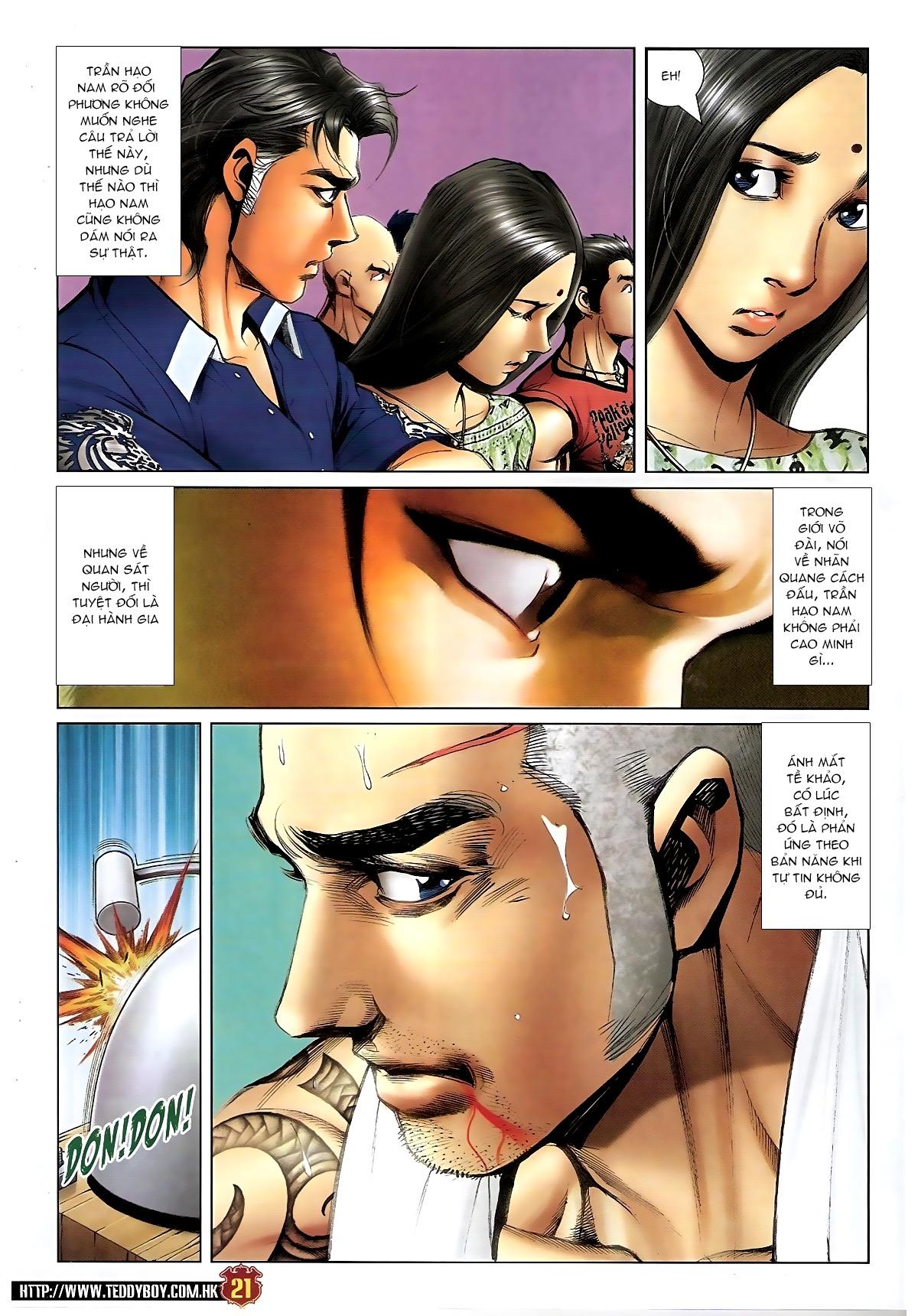 Người Trong Giang Hồ - Chapter 1416: Thắng thua khó đoán - Pic 18