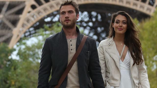İzleyicilerin Merakla beklediği Çukur dizisinin Paris'te çekilen sahnelerinden ilk kareler gelmeye başladı!
