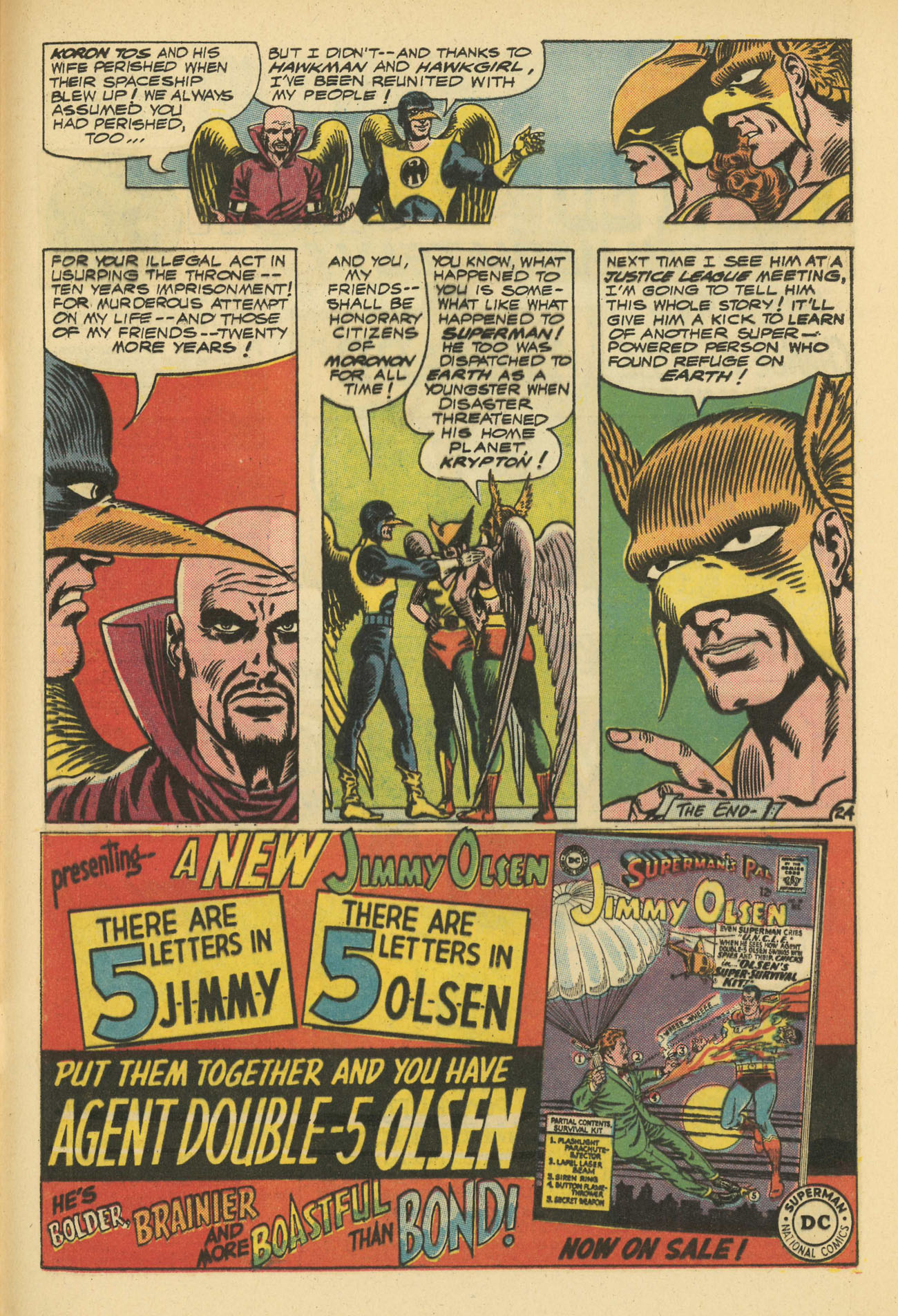 Hawkman (1964) issue 11 - Page 33