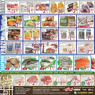 Sunny Food Mart Flyer September 15 - 21, 2017