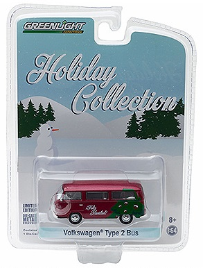 VW type 2 bus holiday collection