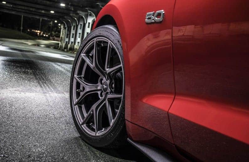 2018 Ford Mustang GT Performance Package