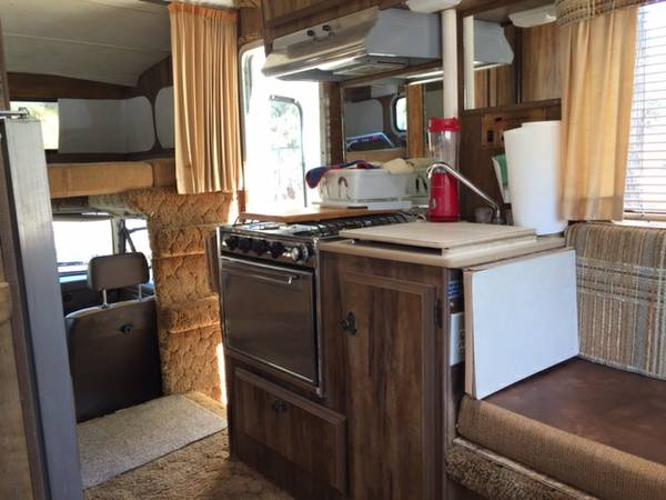 Used Rvs 1983 Toyota Sunrader Rv For Sale For Sale By Owner