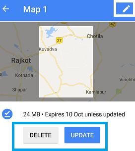 Ini Dia Cara Download Navigasi Google Maps Secara Offline di Android atau iPhone 5