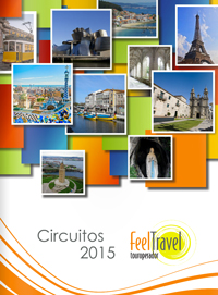 Feeltravel 2015 Circuitos