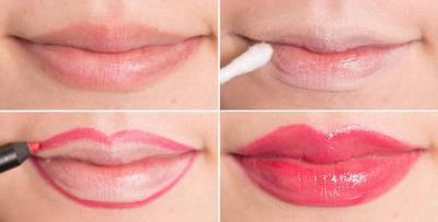 Tips Cara Mudah Menggunakan Lip Liner