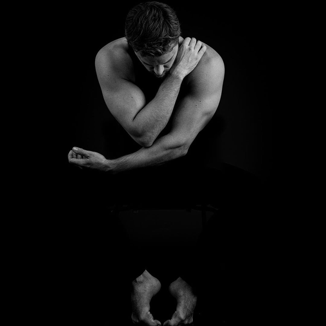 David Cloutier by Ahmad Naser-Eldein.
