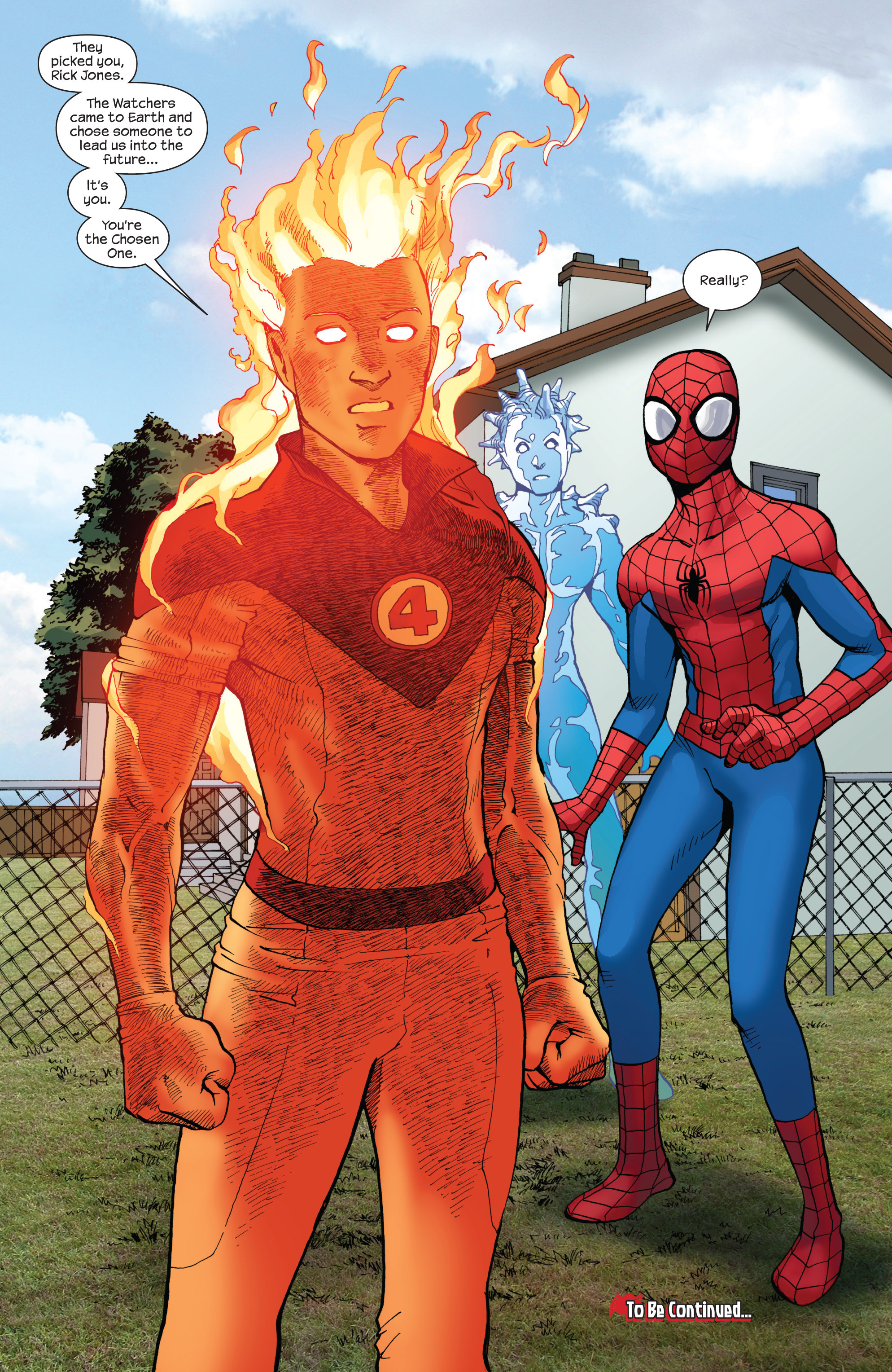Read online Ultimate Spider-Man (2009) comic -  Issue #7 - 23